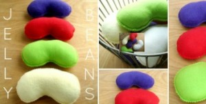 Fun jelly beans project for kids