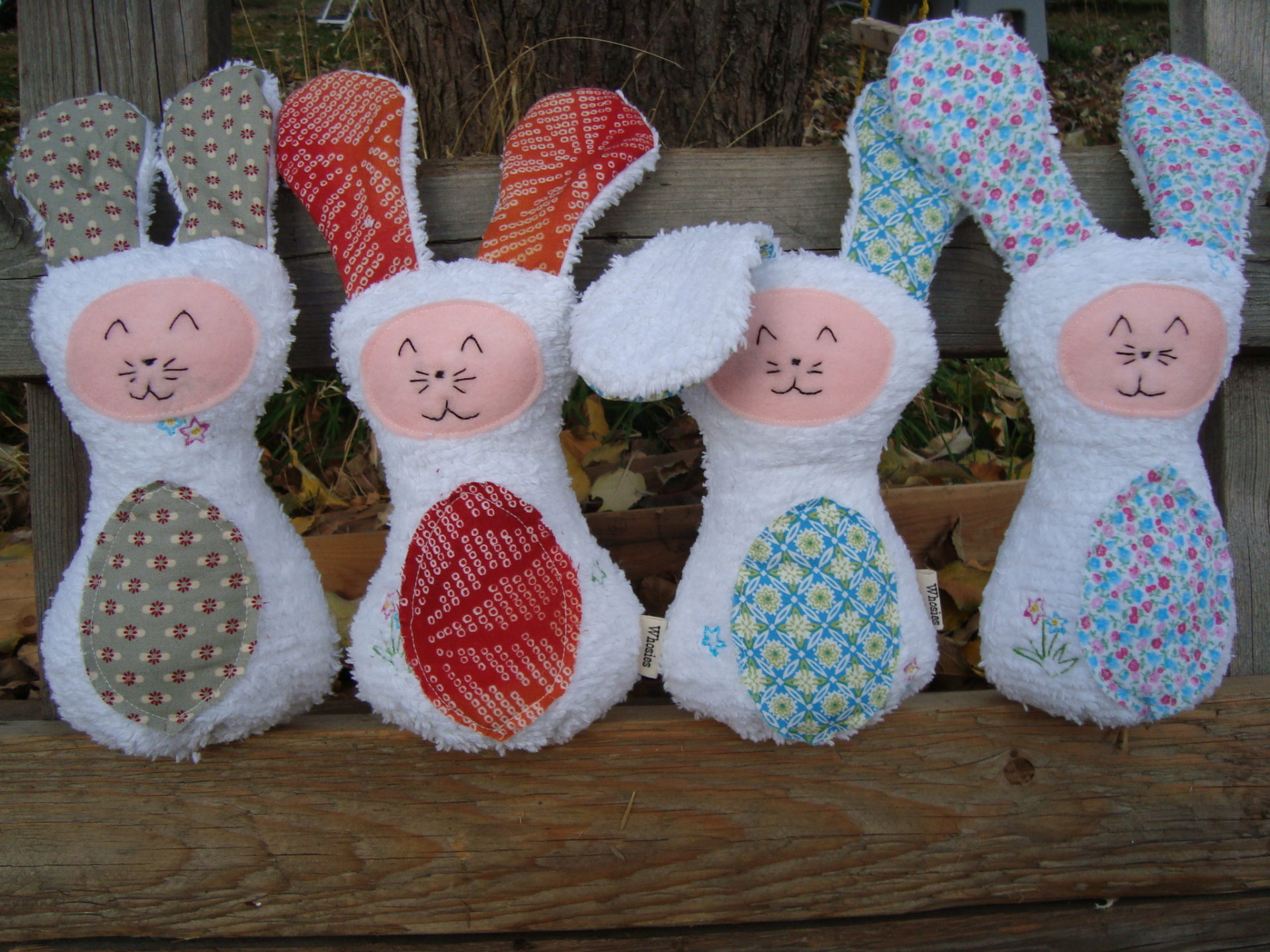 bunny smappies