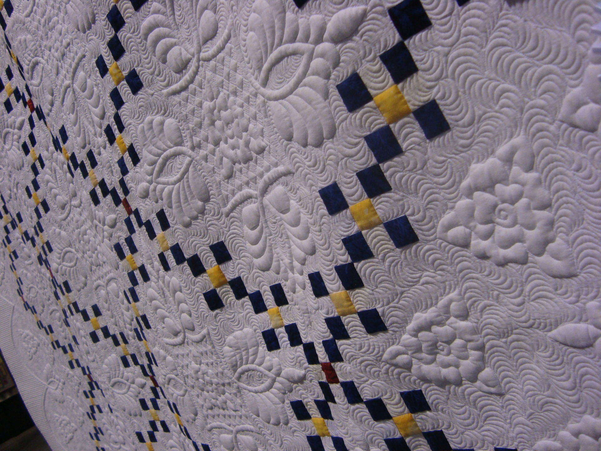 home machine quilting show
