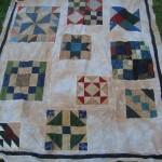 antique your quilt top