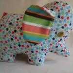 Wee Wonderfuls Elephant Tutorial