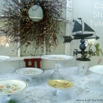 Candlestick Cake Stand Tutorial