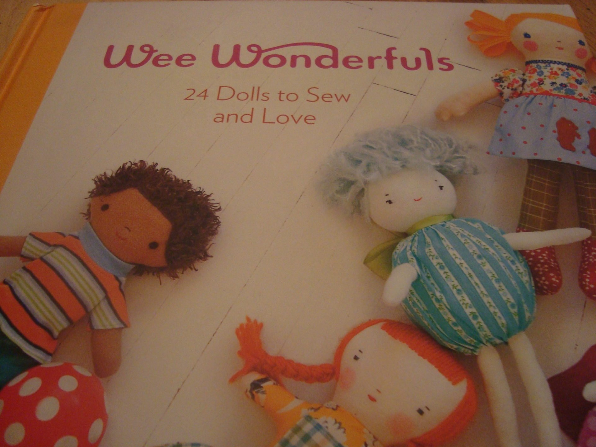 wee wonderfuls book