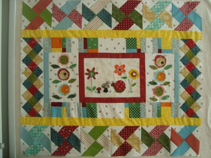 stop borders for quilts