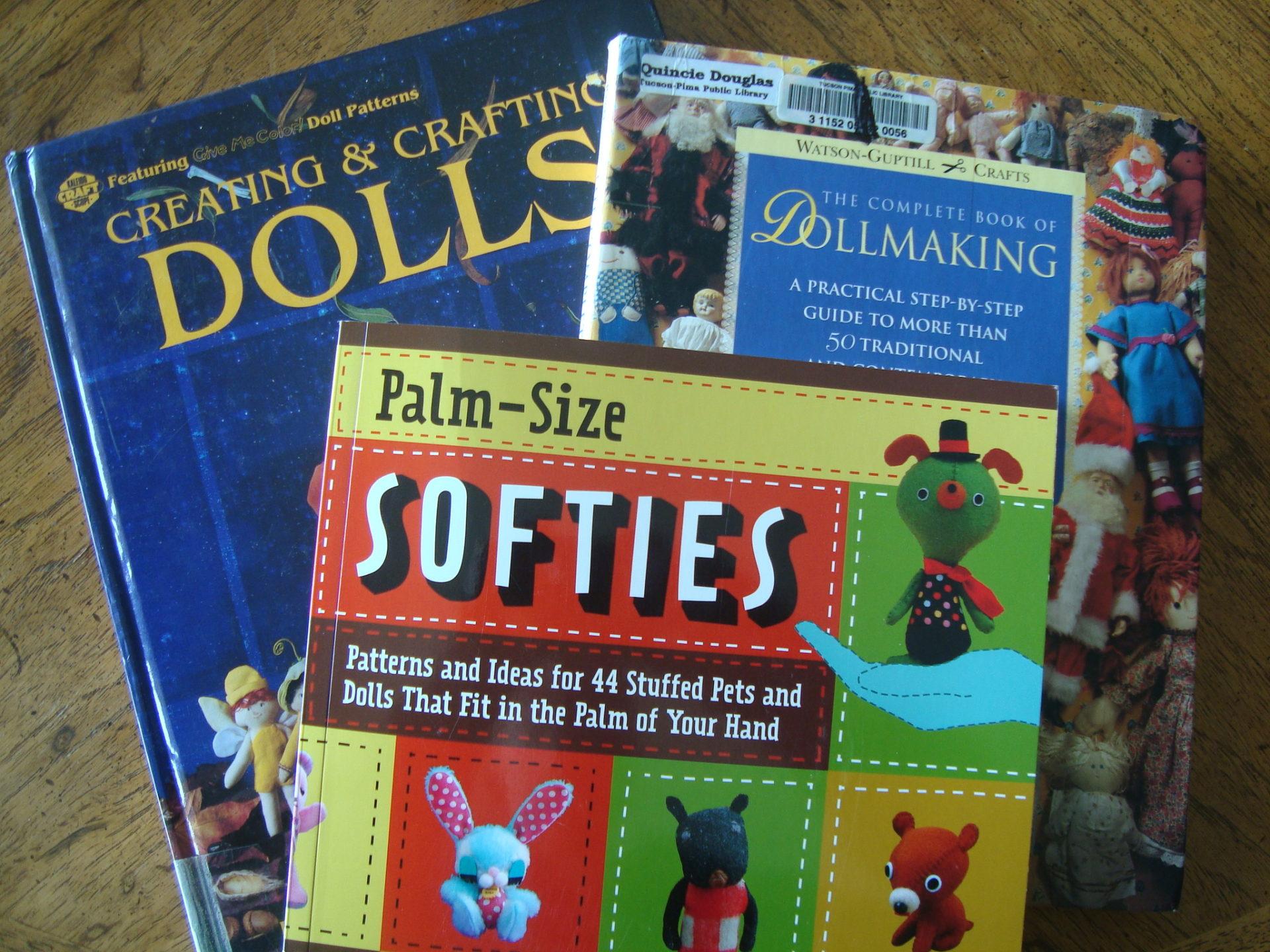 doll books