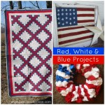 Trunk Show Tuesday with 4th of July Red, White and Blue