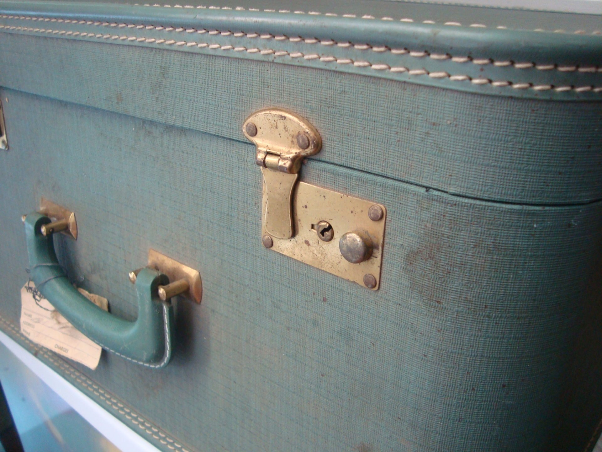 sewing trunk