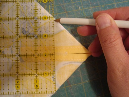 quilt blocks sewing machine cover