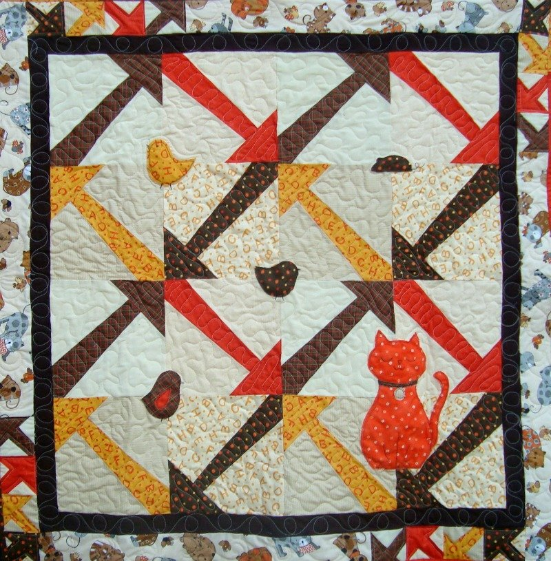 tag quilt