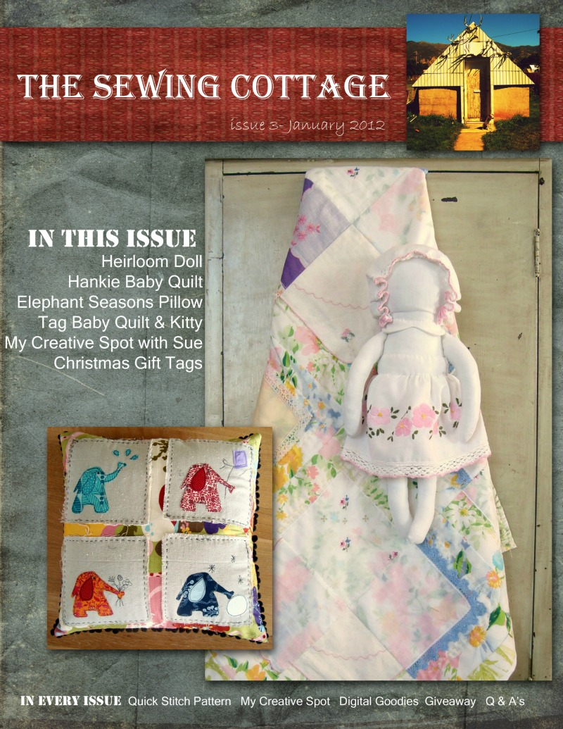 Hankie Baby Quilt Free Quilt Tutorial And Pattern