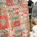 rococo gardens quilt tutorial free pattern