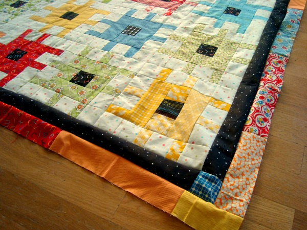 sashing for your quilt