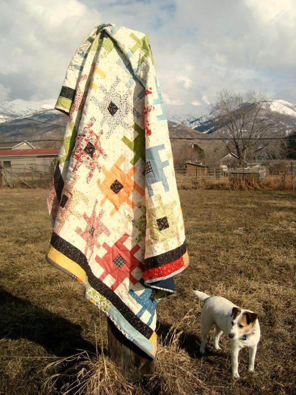 sprockets quilt