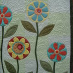 appliue after machine quilting?