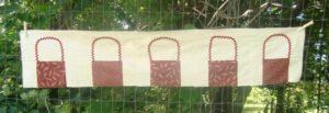 patchwork posse round robin row 12