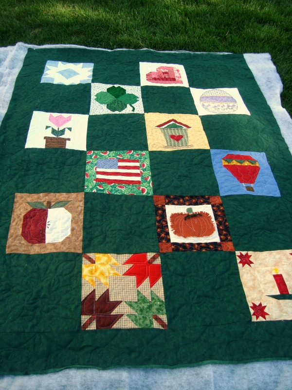 quilting for janis