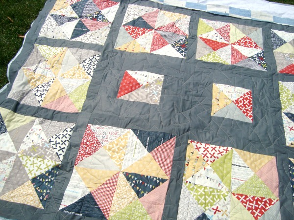 wheelies quilt tutorial | patchwork posse