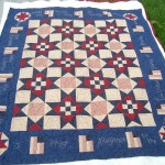 Patriotic Quilt for Angie