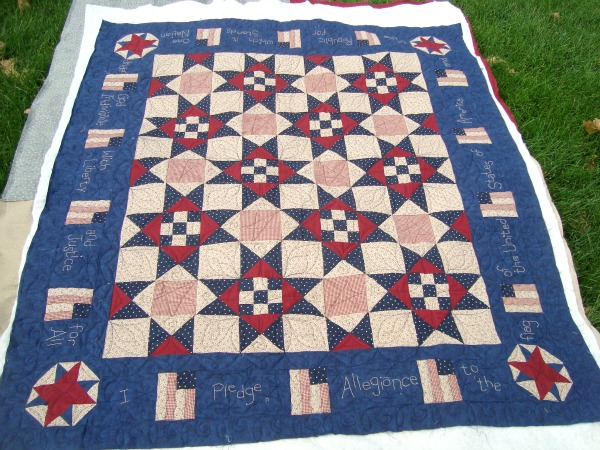 angie quilt