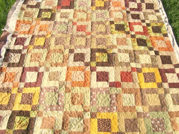 green apple quilt
