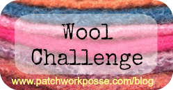 Wool Felt Thread and Felting –wool challenge
