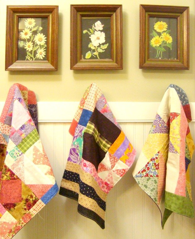 doll quilt tutorial | patchwork posse