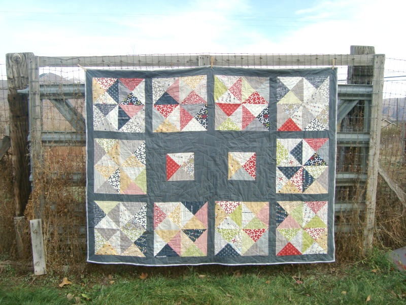 wheelies quilt