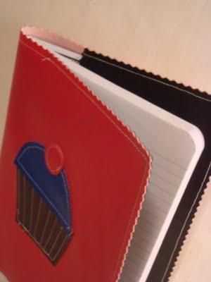 Vinyl Notebook Cover Tutorial