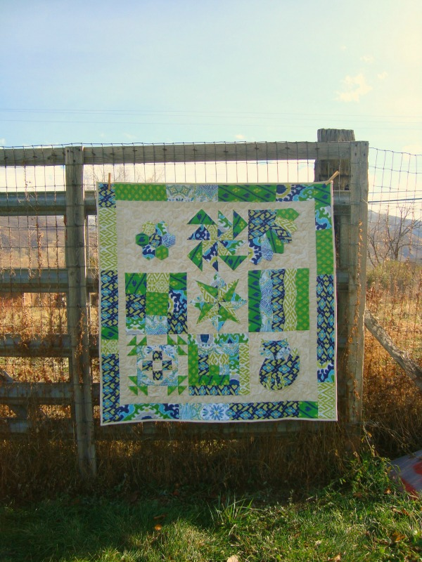 patchwork posse beginner quilt a long