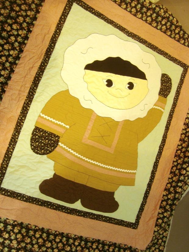 eskimo quilt1
