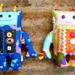 New Pattern! Mr. Roboto