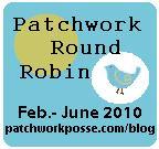 Patchwork Round Robin Center Block 2010