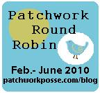 Finished Patchwork Round Robin by Di