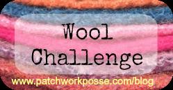 wool challenge sew along