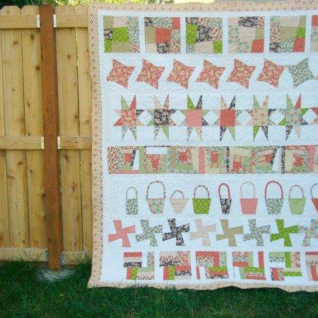 cranky quilt patchwork posse
