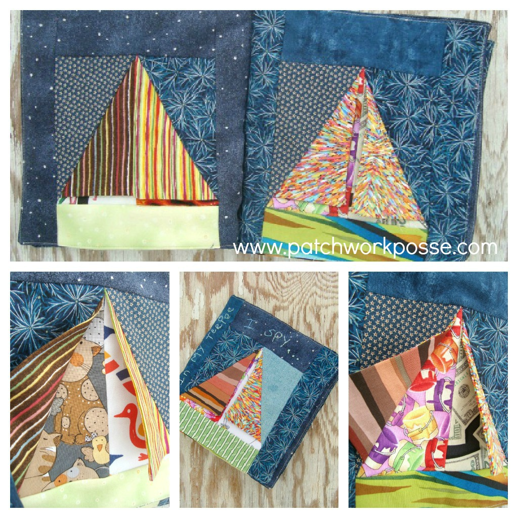 patchworkposse teepee