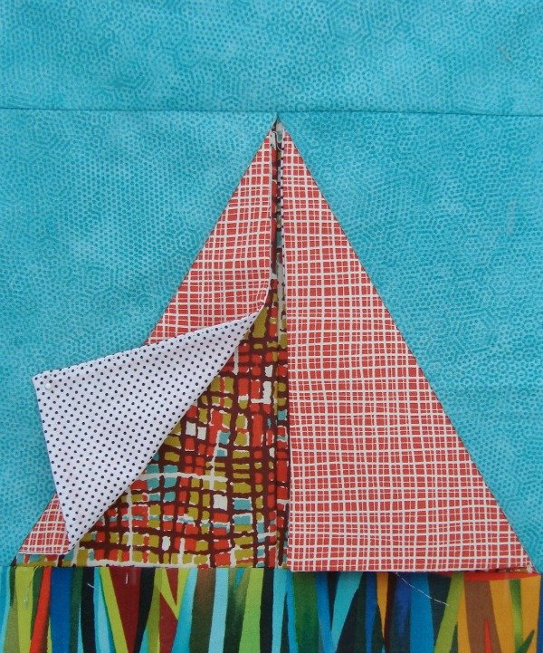Teepee Quiet Book Tutorial