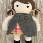 New Doll Pattern Meet Claire