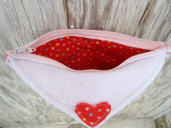 valentine pouch