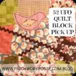 Bag Pattern {52 Quilt Block Pick Up}