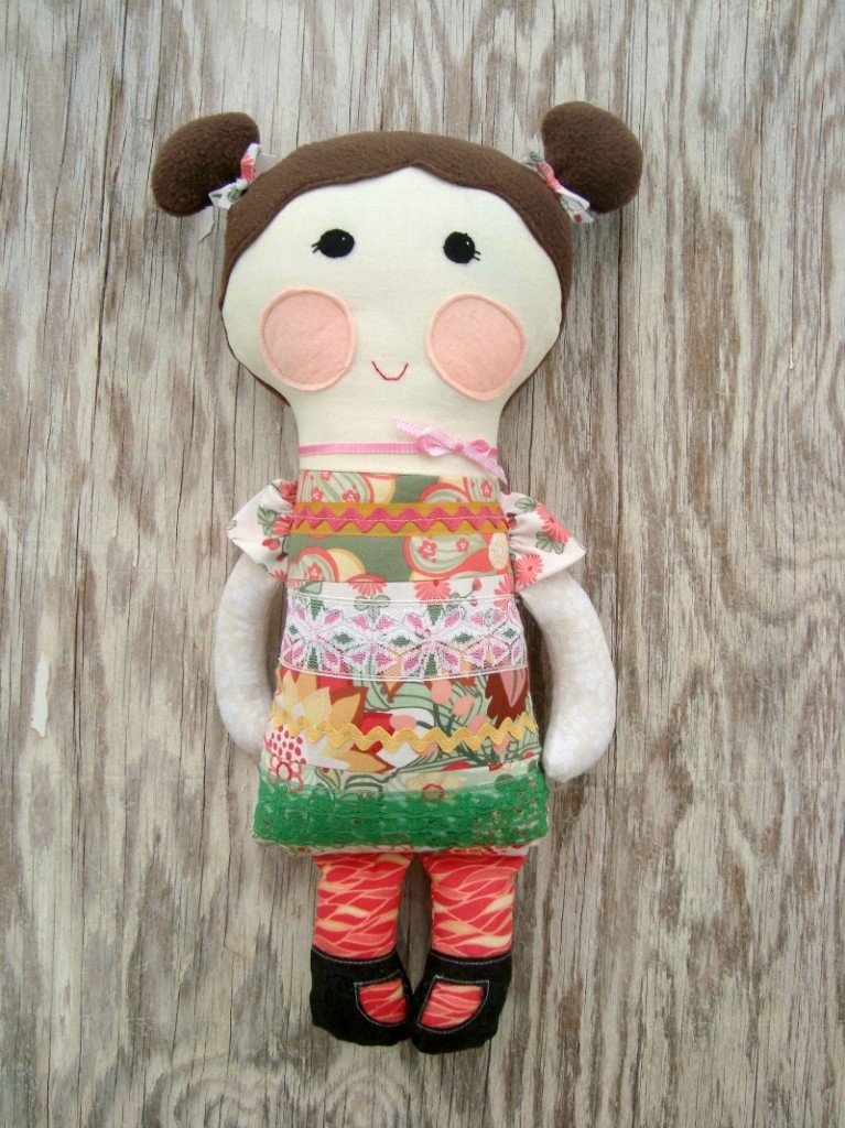 nellie doll pattern