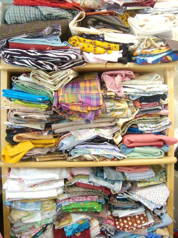 sewing studio spring clean patchwork posse