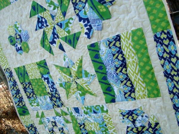 quick as a fox quilt along free
