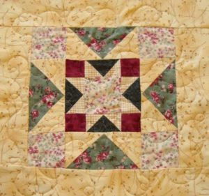 hot pad or trivet tutorial with quilt blocks / patchwork posse
