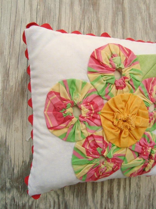 pillow pattern patchwork posse