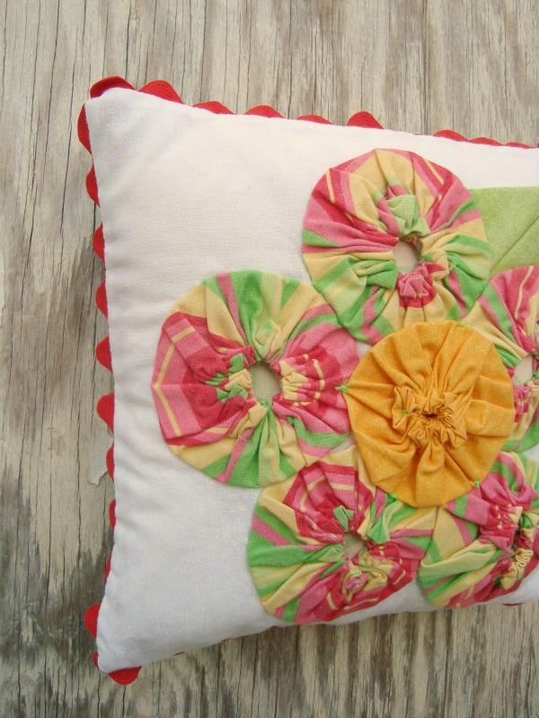 pillow pattern patchwork posse