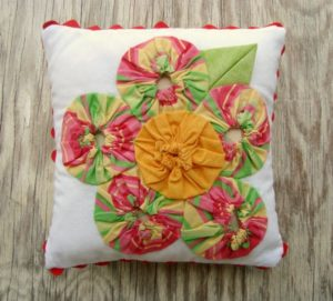 pillow pattern for your quilt blocks / patchwork posse
