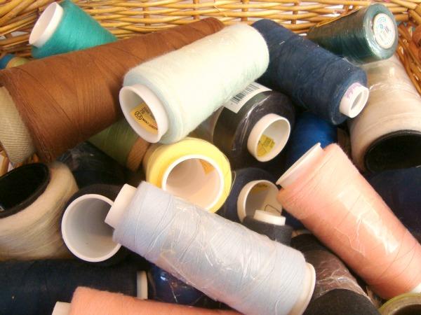 sewing studio thread patchwork posse