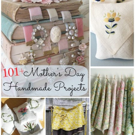 mothers day handmade projects   patchwork posse #mothersday #handmade