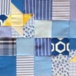 Round Robin Winter Wonderland Row Quilt / Patchwork Posse